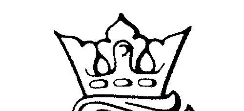 korona z wersji rysunkowej
