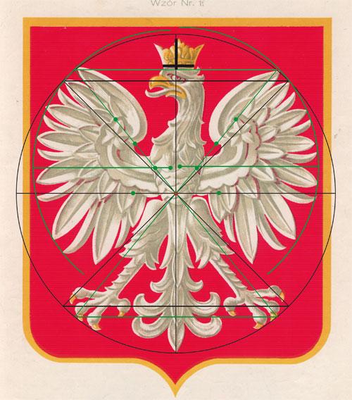 geometria orła Z. Kamińskiego