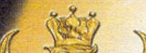 korona orła cudaka z medallo