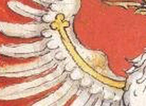 z herbarza Stemmata Polonica,1540r