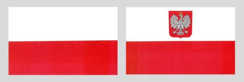 Flagi państwowe III Rzeczypospolitej