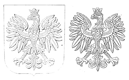 ideogram - herb i godło