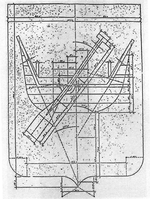 geometria herbu Łodzi
