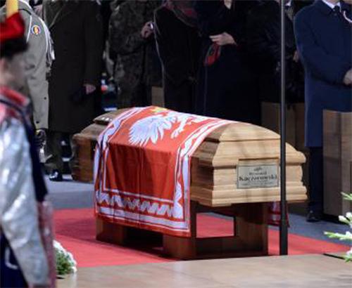 Drugi pogrzeb Kaczorowskiego
