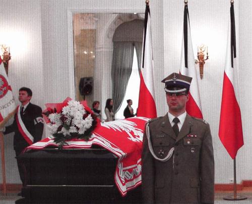 Uroczystości pogrzebowe Prezydenta Rzeczypospolitej śp. Lecha Kaczyńskiego 1