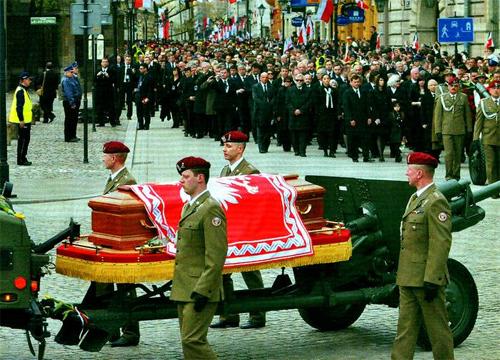 Uroczystości pogrzebowe Prezydenta Rzeczypospolitej śp. Lecha Kaczyńskiego 2