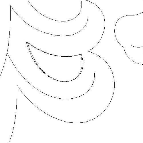 śmieci w rysunku orła MSZ