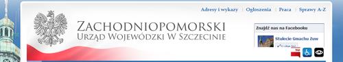 zachodniopomorski Urząd Wojewódzki
