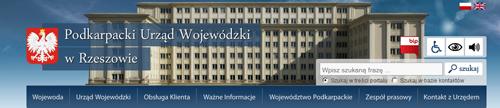 Podkarpacki Urząd Wojewódzki