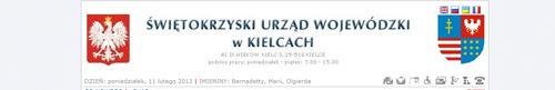 Świętokrzyski Urząd Wojewódzki