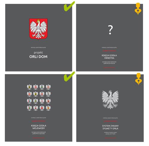 projekt Orli Dom 4 księgi