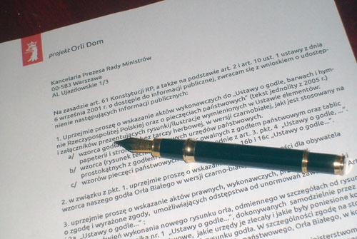 list do KPRM