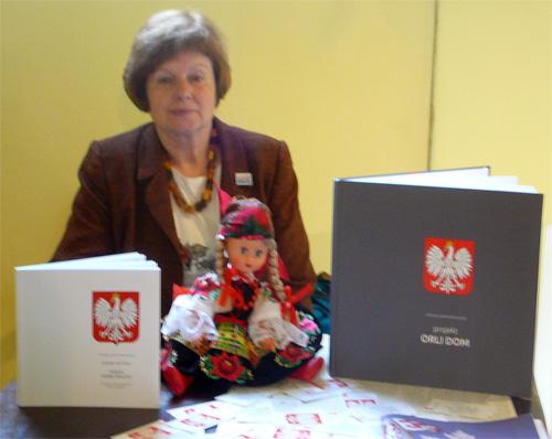 Anna Jaszczyńska Maastricht-2012