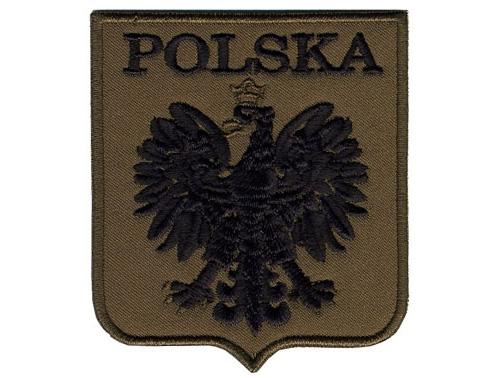 naszywka godło Polska