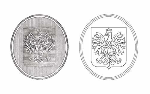 tablica owalna odtworzenie rysunku