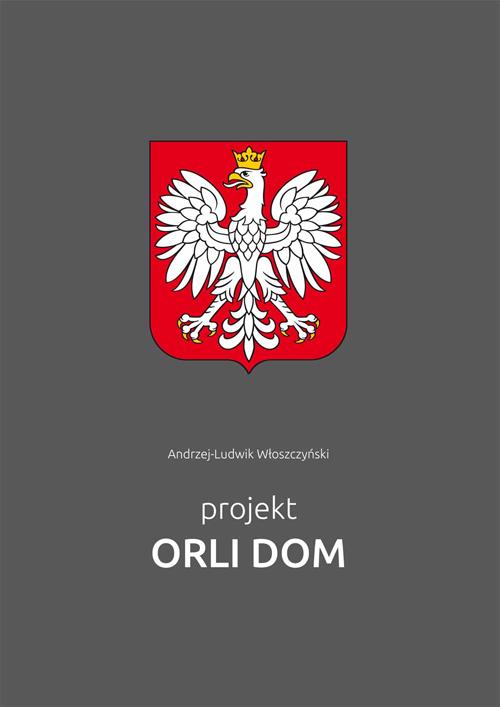 projekt Orli Dom okładka