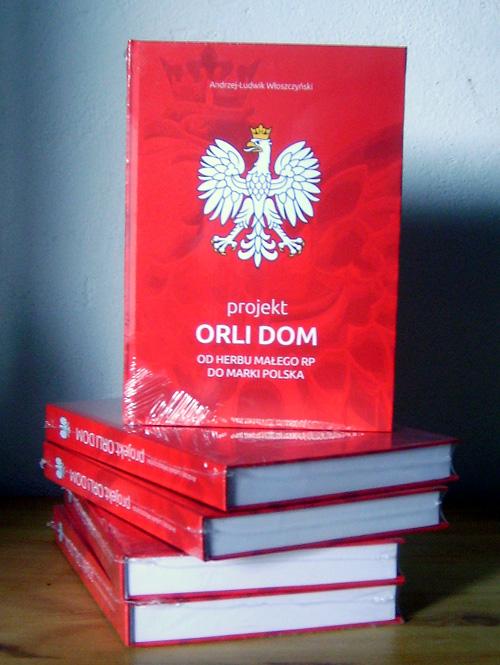 """""""projekt Orli Dom"""" w wersji drukowanej"""