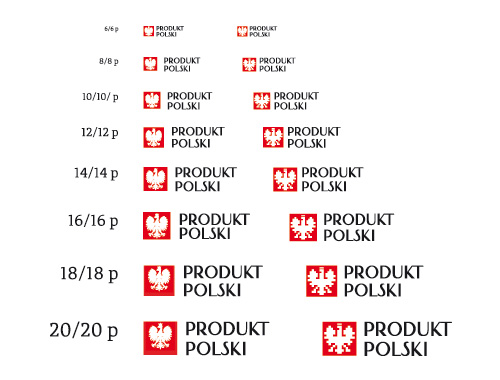 przykłady wielkości marki Polska