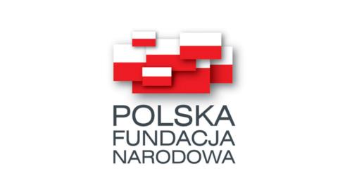 nowe logo Polskiej Fundacji Narodowej